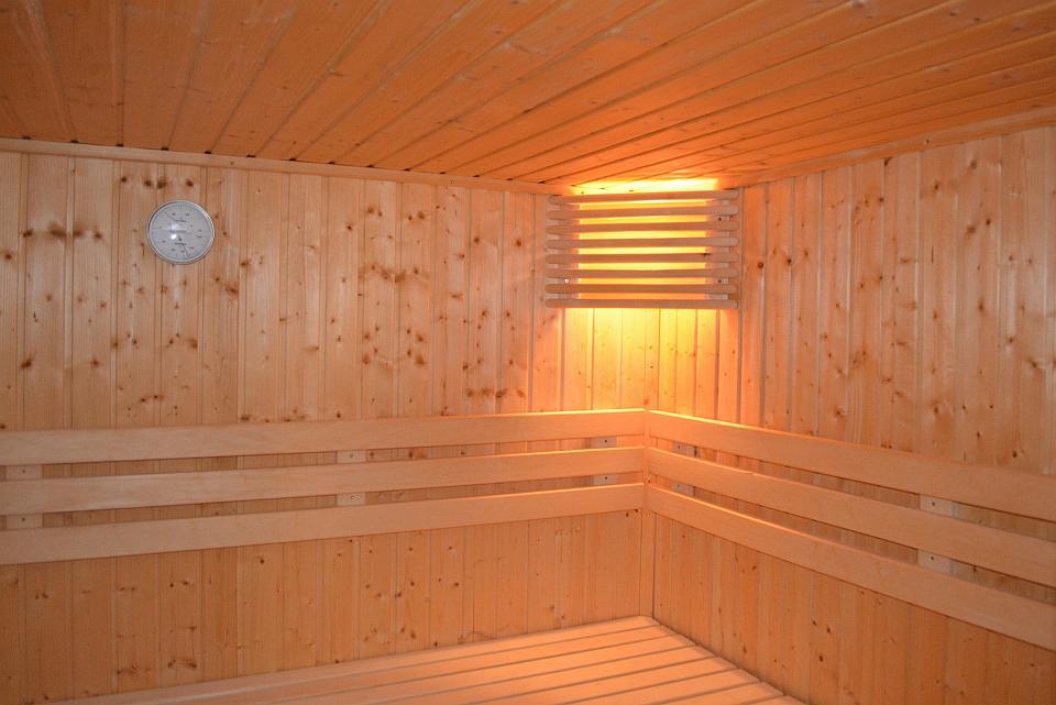 Finské sauny mají příznivé účinky na celkové zdraví a imunitu organismu